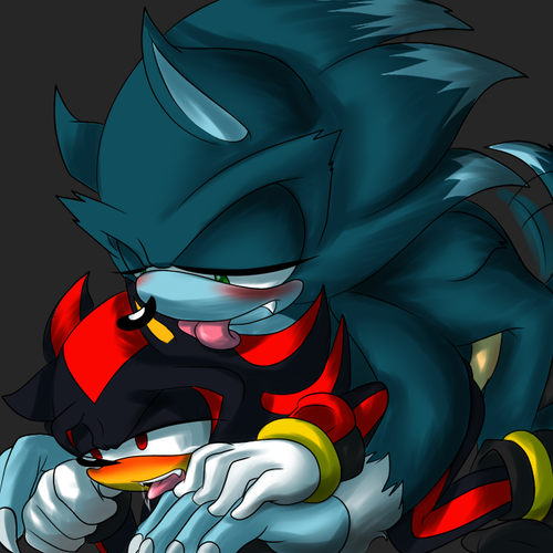 S.O.N.A.D.O.W//Werehog Love ~// WARNING; +18 Yaoi!