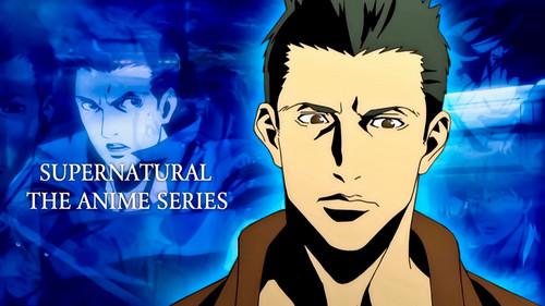 SPN 日本动漫 Dean