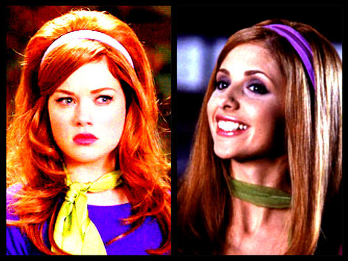 Sarah Michelle Gellar Vs Jane Levy