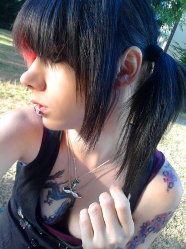 Scene Queen /Emo Girl Sadness World