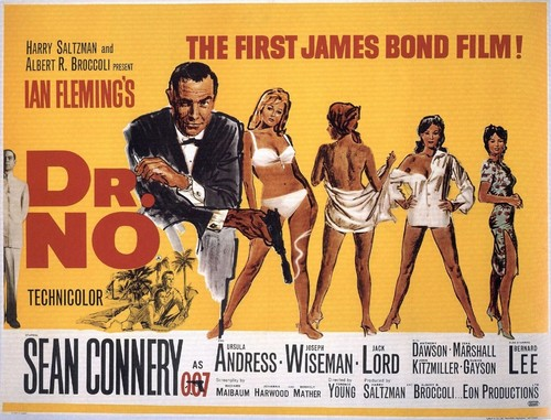 James Bond fondo de pantalla containing anime titled Sean Connery 007