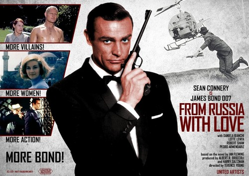 James Bond hình nền with a business suit entitled Sean Connery 007
