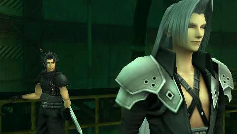 Sephiroth & Zack