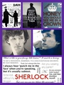 Sherlock collage - sherlock fan art