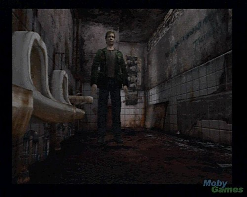 Silent Hill wallpaper probably with a triceratops titled Silent Hill 2