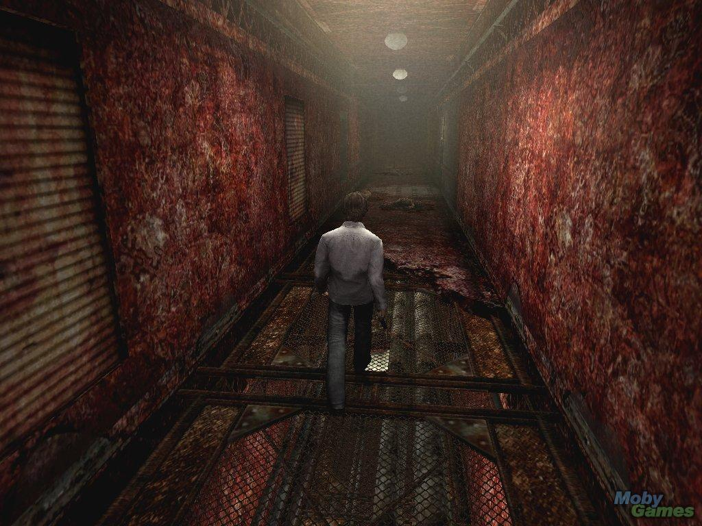 Silent Hill Room  Game