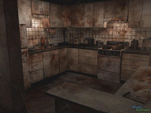 Silent Hill wallpaper called Silent Hill 4: The Room