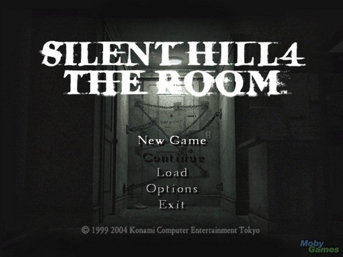 Silent bukit, hill 4: The Room