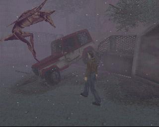 Silent холм, хилл (video game)