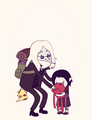 Simon and Marcy - marceline photo