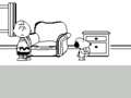 Snoopy: The Cool Computer Game - peanuts photo