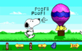 Snoopy's Game Club - peanuts photo