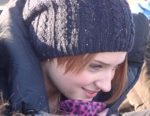 Sophie in Panda Eyes 2013