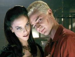 Spike and Drusilla