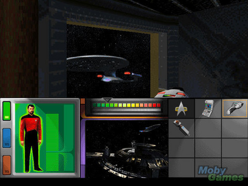 星, 星级 Trek: Generations (video game)