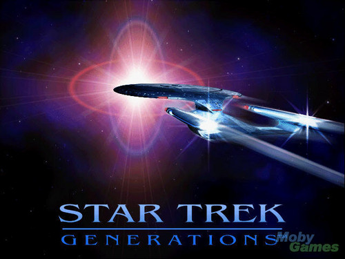 سٹار, ستارہ Trek: Generations (video game)