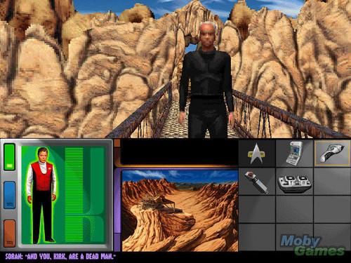 तारा, स्टार Trek: Generations (video game)