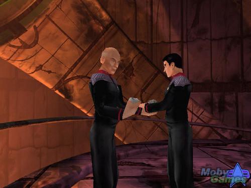 stella, star Trek: Hidden Evil