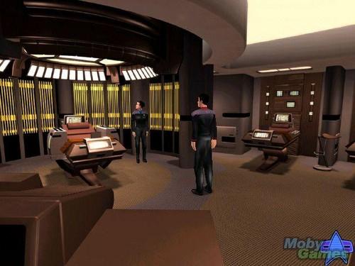 étoile, star Trek: Hidden Evil