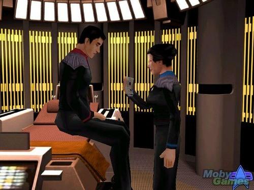 estrella Trek: Hidden Evil