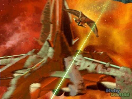星, つ星 Trek: Hidden Evil