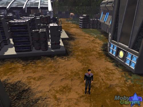 Du hành giữa các vì sao hình nền probably containing a đường phố, street called ngôi sao Trek: Hidden Evil