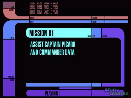 ngôi sao Trek: Hidden Evil