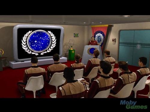별, 스타 Trek: Starfleet Academy