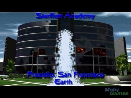 bintang Trek: Starfleet Academy