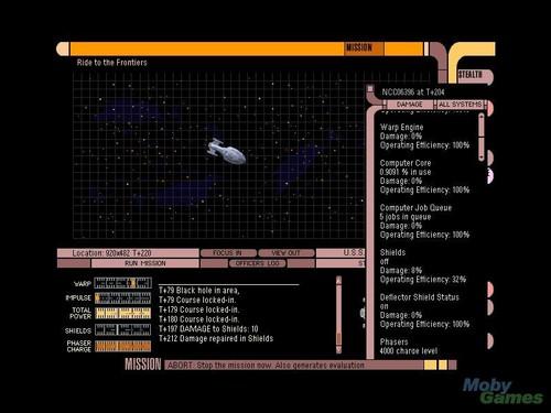 nyota Trek: Starship Creator