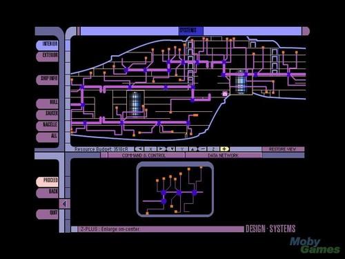 سٹار, ستارہ Trek: Starship Creator