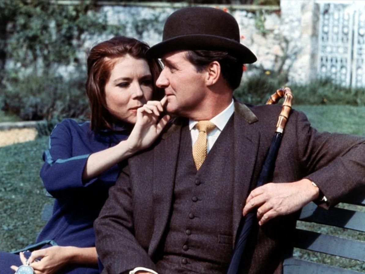 ross & Mrs. Peel