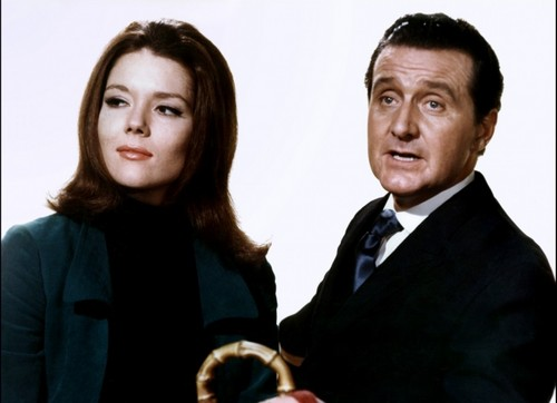 destriero & Mrs. Peel