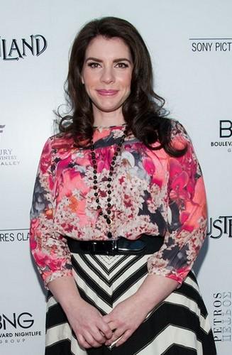 Stephenie Meyer-'Austenland' Premiere