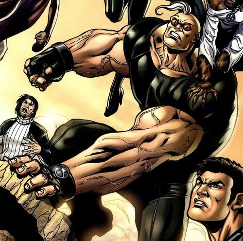 Strong Guy / Guido Carosella