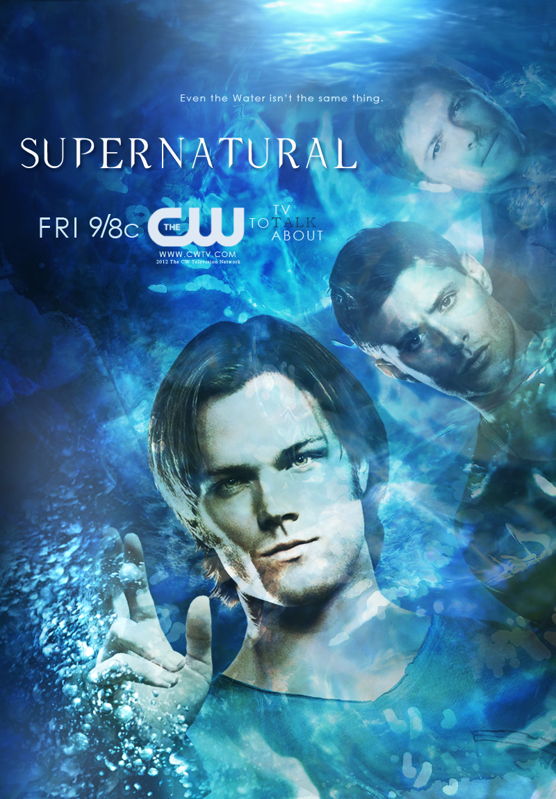 Supernatural poster ♥ - Supernatural Photo (35221883) - Fanpop
