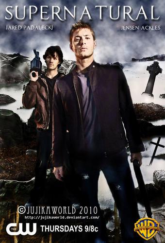 Supernatural poster ♥
