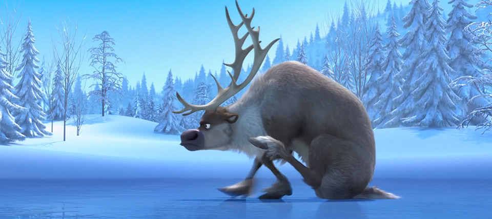 Frozen SvenFrozen Images Sven