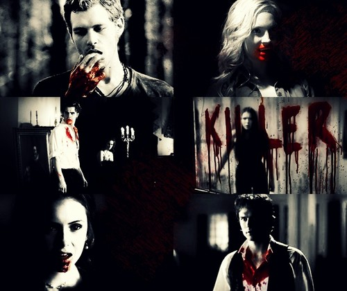 TVD; monsters