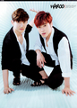 TVXQ FEATURED IN ARENA 37° SEPT ISSUE Japon 2013