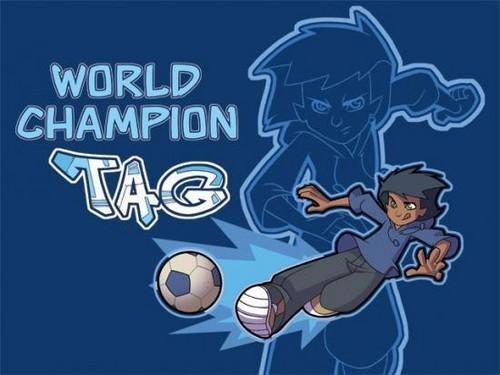 Tag - world champion