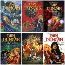 Tara Duncan libros