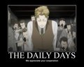 The Daily Days~  - baccano photo