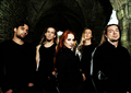 The Divine Conspiracy Photoshoot - epica photo