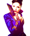 The Evil Queen - the-evil-queen-regina-mills fan art
