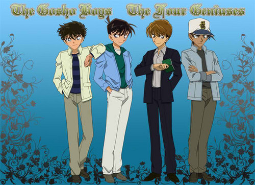 The Gosho Boys