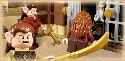 The Hobbit Lego ♡
