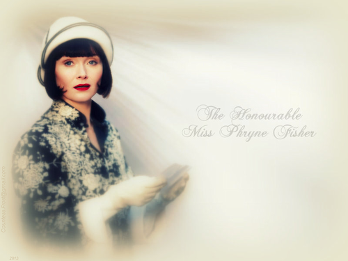 The Honourable Miss Phryne Fisher