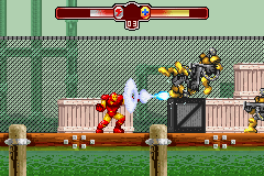 The Invincible Iron Man (video game)
