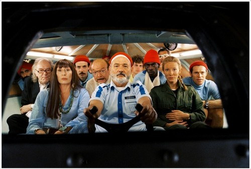 The Life Aquatic with Steve Zissou - anjelica-huston Photo